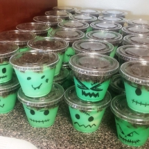 Halloween Party Treats for Our Residents