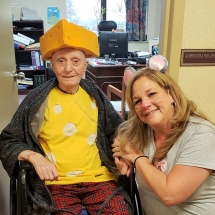 Halloween at Yorktown Rehab and Nursing Center